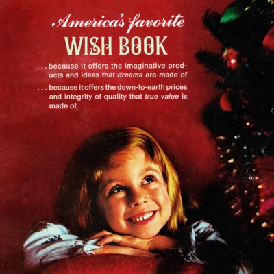 The Wish Book: A Century of American Catalogs