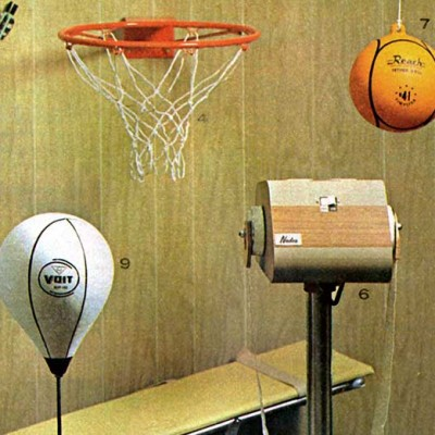 The Compleat 1960s Home Gym