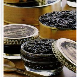 Chocolate Cigars and Caviar Spoons