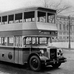 Where are the double-decker buses of yesteryear?