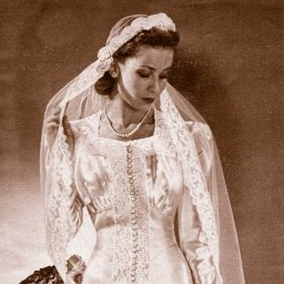 What the Modern Bride was Wearing