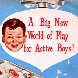 Christmas 1961: One for the Boys