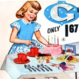 Girls' Gifts: Gender Definitions for 1961