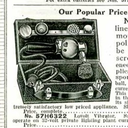 """Our popular priced home vibrator"""