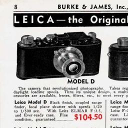 Liking Leica