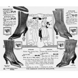 Sturdy Shoes, Sensible Savings