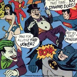 Holy Superhero Crossover, Batman!