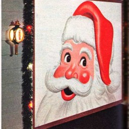 A-door-able Christmas Decorations